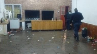 El procedimiento fue llevado a cabo por la Policía provincial con la colaboración de Inspecciones Municipal.