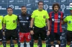 Argentinos eliminó a San Lorenzo de la Copa Superliga.