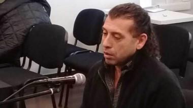 Gabriel López, el marinero imputado, pidió la libertad para trabajar.