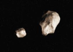 Dydimos, el peligroso asteroide de dos cabezas que se acerca a la Tierra y la NASA se apura en desviarlo.