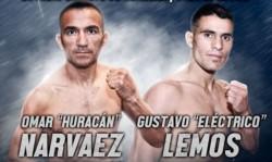 Narváez tendrá su regreso al ring después de mucho tiempo en un combate por el título Latino de los Gallo.