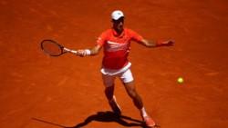"""Djokovic: """"Voy poco a poco, Roland Garros es el punto álgido""""."""