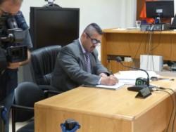 Fiscal Héctor Iturrioz