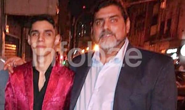 Padre e hijo. Los Fernández, acusados por el ataque en Congreso.