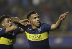 Tevez ingresó y le cambió la cara a Boca. Y marcó el gol de la victoria sobre la hora.