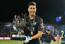 El jugador firmó contrato hasta junio del 2022 y su nueva cláusula es de 25 millones de dólares.