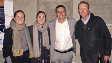 Vinos patagónicos. Más de 30 bodegas participaron del encuentro, representativo de la producción local.