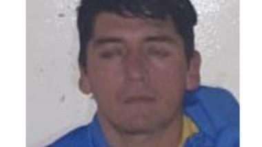 Franco Bejar. Detenido en la 2ª.
