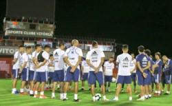 Scaloni disipó las dudas y ya tiene el equipo titular para el debut en la Copa América.