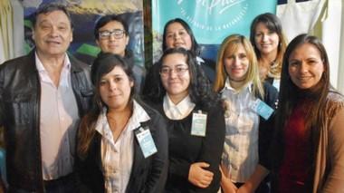 El Ministerio de Turismo y Áreas Protegidas de la Provincia, impulsa la nominación de Lago Puelo.