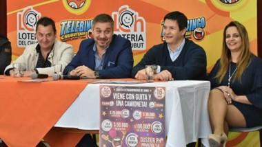 El titular del organismo, Carlso Barbato, presidió el lanzamiento.