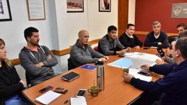 El Comité de Operaciones de Emergencia Municipal (COEM) mantuvieron una nueva reunión de trabajo.