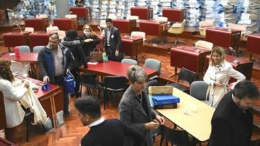 Con las mesas de Comodoro Rivadavia finalizó el escrutinio definitivo y esta mañana estarán publicados todos los datos oficiales en la web.