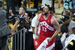 Toronto Raptors hace historia en la NBA al ganar su primer campeonato.