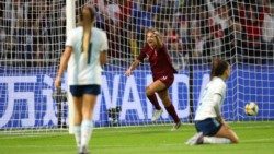 Argentina viene de lograr su primer punto en un Mundial femenino de fútbol.