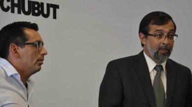 El fiscal Fernando Rivarola (derecha) conduce la investigación.