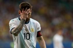 A pesar de la derrota en el debut, Lionel Messi se esperanzó en revertir la situación y mejorar de cara al partido con Paraguay.