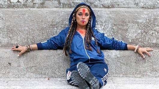 De Trelew  al mundo.  Sara Hebe  presenta su último disco en Francia
