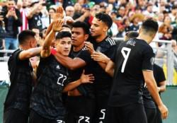 El Azteca no tuvo complicaciones en su debut en la Copa Oro 2019.