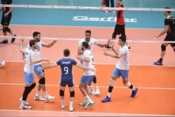 Segundo triunfo al hilo de la selección nacional de voleibol.