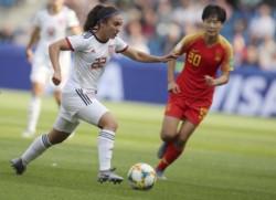 China igualó 0-0 frente a España por la fecha 3 del Grupo B.