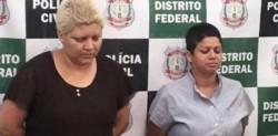 Rosana Cândido, de 27 años y Kacyla Pessoa, de 28 años, afrontan una pena de 57 años de cárcel.