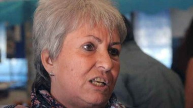 "La viceintendente Xenia Gabella llamó a ""mantener viva la memoria"""
