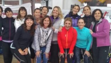 El evento femenino tuvo lugar en las canchas del Club Centenario de Trelew el fin de semana.