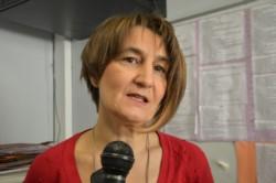 Olga Vicente, coordinadora de educación