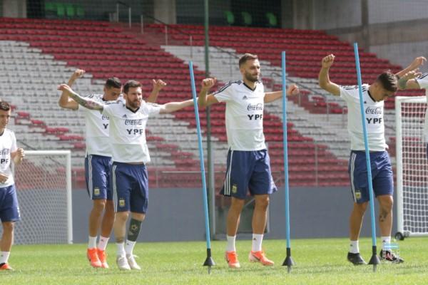 Scaloni admitió que habrá cambios en el equipo para enfrentar a Paraguay