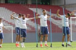 Scaloni pateó el tablero y metió cuatro cambios en la Selección Argentina.