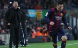 """Simeone: """"No tengo ninguna duda, Messi estará en el Mundial de Qatar""""."""