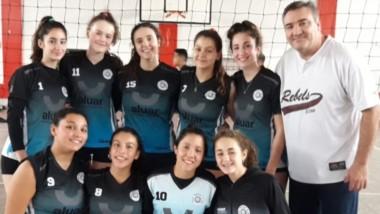 Las chicas madrynenses se quedaron con el 5to puesto en el torneo que se disputó en Luis Beltrán, Río Negro.