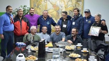 El Concejo Deliberante reunió a excombatientes y homenajeó a Alcides Ramírez, Rubén Pastor, Héctor Binnier, Francisco Arturi y a Daniel Lillo.