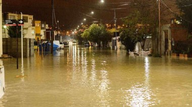 El Comité de Emergencia atendió más de 270 pedidos de ayuda durante la lluvia.