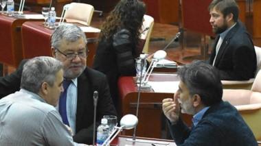La sesión en la Legislatura fue rápida y sin Hora de Preferencia.