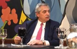 Alberto Fernández opinó sobre la despenalización de la marihuana: