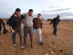 Sergio Alcalá y Emanuel Fernández fueron recapturados a la tarde.