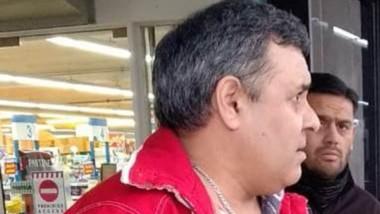Juan José Nizetich fue aprehendido por efectivos policiales de Trelew.