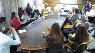 Cumbre. La presentación tuvo lugar días atrás en la sede central de la cartera sanitaria provincial.