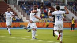 Con un gol de Andrea Pinamonti, Itali venció 1-0 a Polonia para avanzar a cuartos, donde se enfrentará al ganador de Argentina - Mali