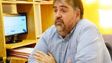 Responsable. Echegaray, de Defensa al Consumidor de Trelew, explicó el caso en el que actuó.