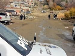 Policía investiga la muerte de una mujer (foto @marcelovidalcr)