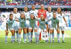 Argentina cumplió un gran papel en Francia, el mejor de los tres mundiales que disputó.