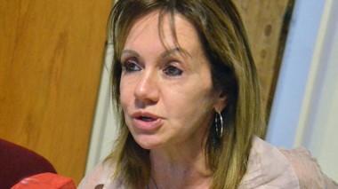 Silvia Pereira. Fiscal de la causa.