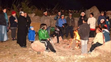 Los pueblos originarios se reunen para recibir el año nuevo, reafirmar la identidad y agradecer por la vida.