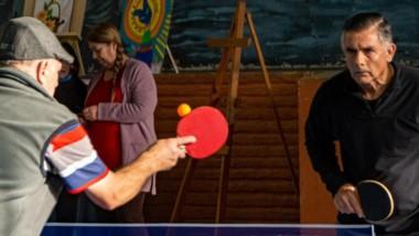 Comenzó la actividad de los Juegos Evita para los adultos mayores.
