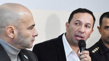 Junto al ministro Massoni se firmó el comodato para que funcione a partir de ahora una Subcomisaría.
