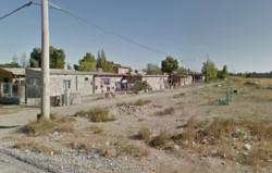 El cuerpo apareció en una casa de Río Senguer entre Laura Vicuña y Viedma (imagen google)