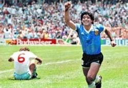 Se cumplen 33 años de unos de los mejores goles en la historia de los mundiales.